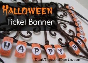 Halloween Banner Tutorial