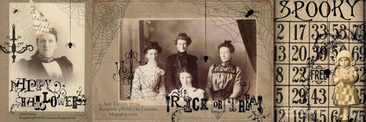 Halloween Cabinet Cards