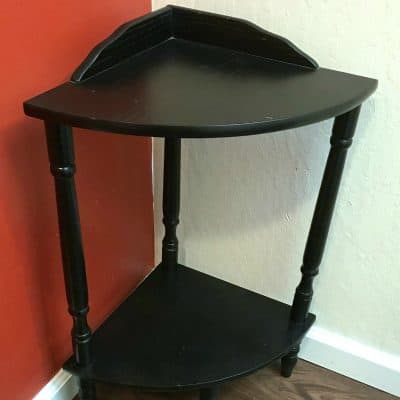 My $5.00 Corner Table Makeover