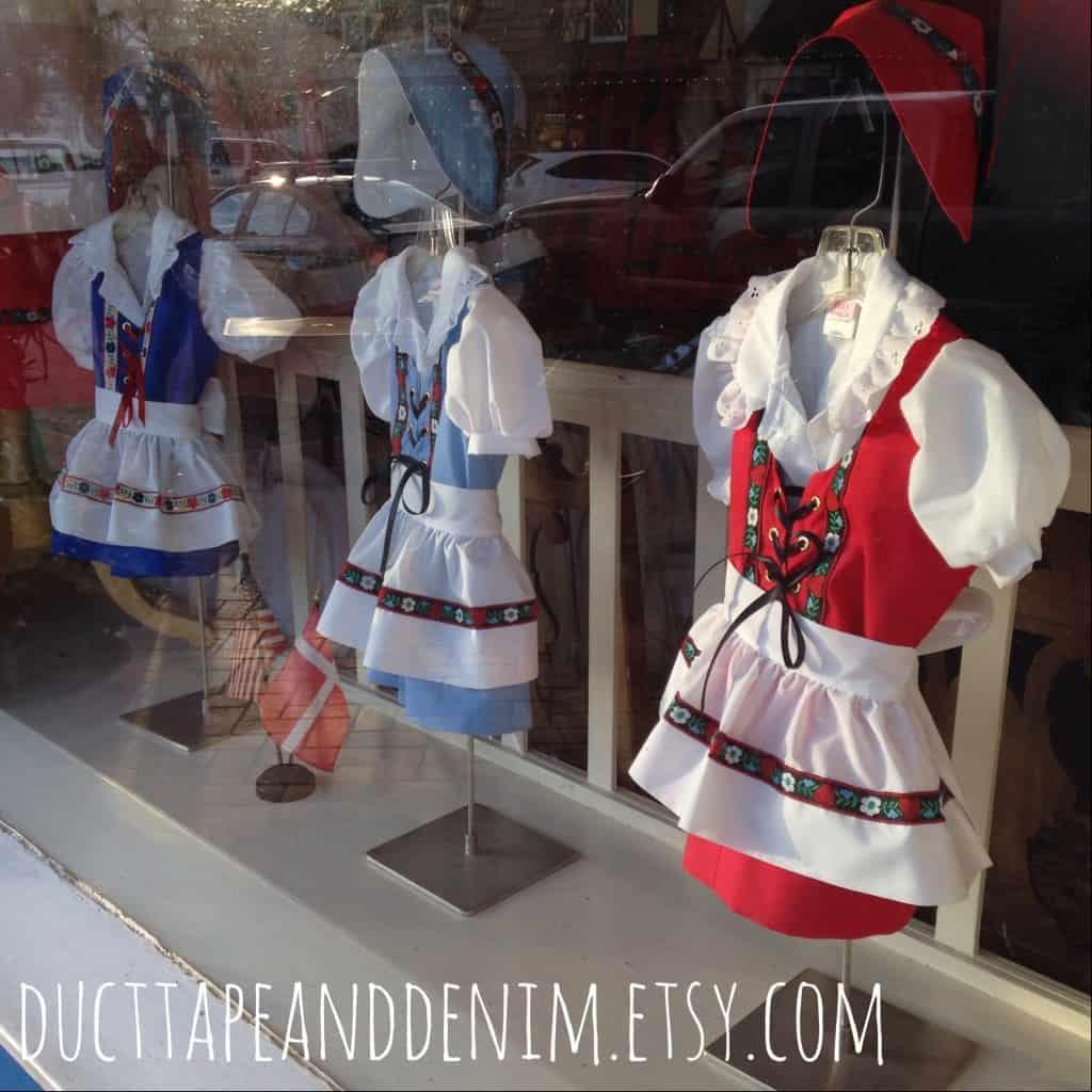 Danish outfits | DuctTapeAndDenim.com