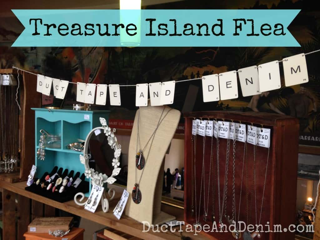 Treasure Island Flea, March 2014, San Francisco, California | DuctTapeAndDenim.com