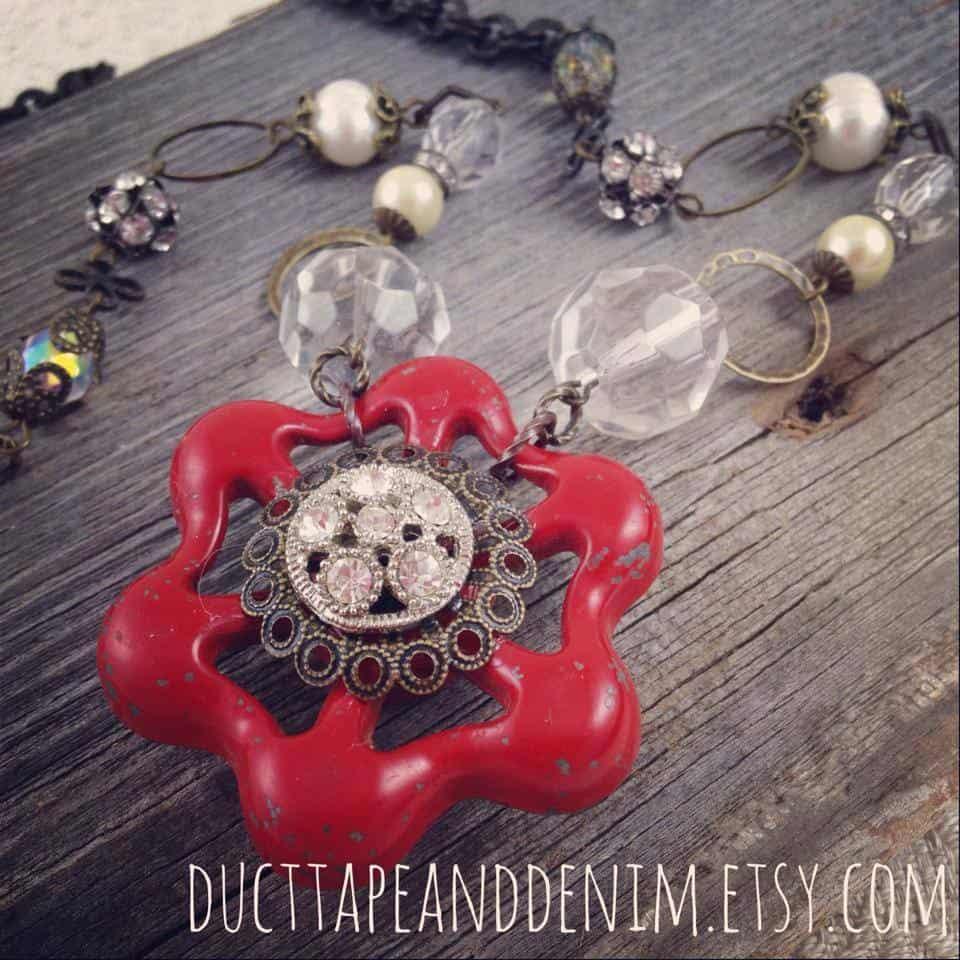 Custom Hand Stamped Jewelry
