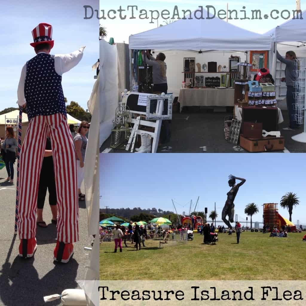 Treasure Island Flea, San Francisco, California | DuctTapeAndDenim.com