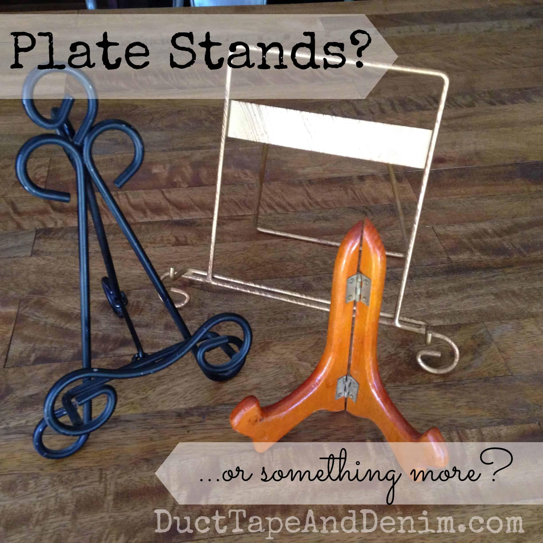 Creative iPad Stand