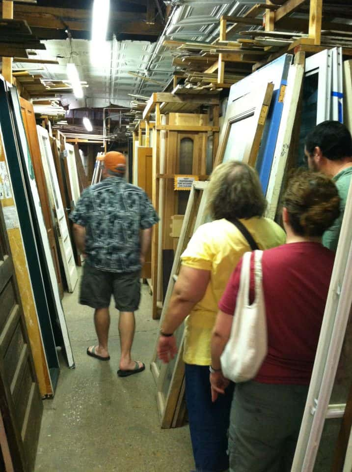 Our trip to Old Home Supply, Fort Worth, Texas | DuctTapeAndDenim.com
