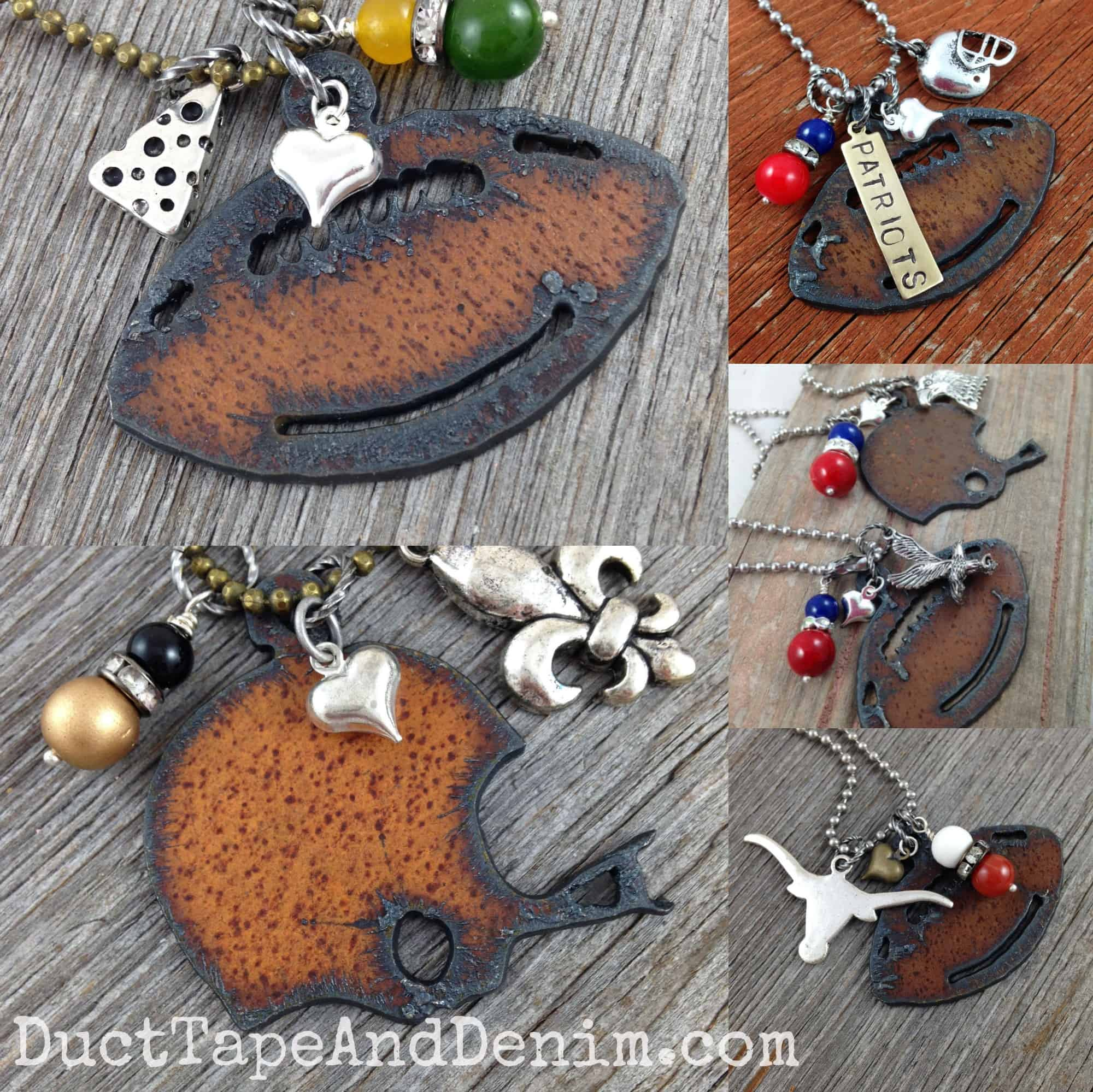 Are You Ready for Some Football Necklaces ?