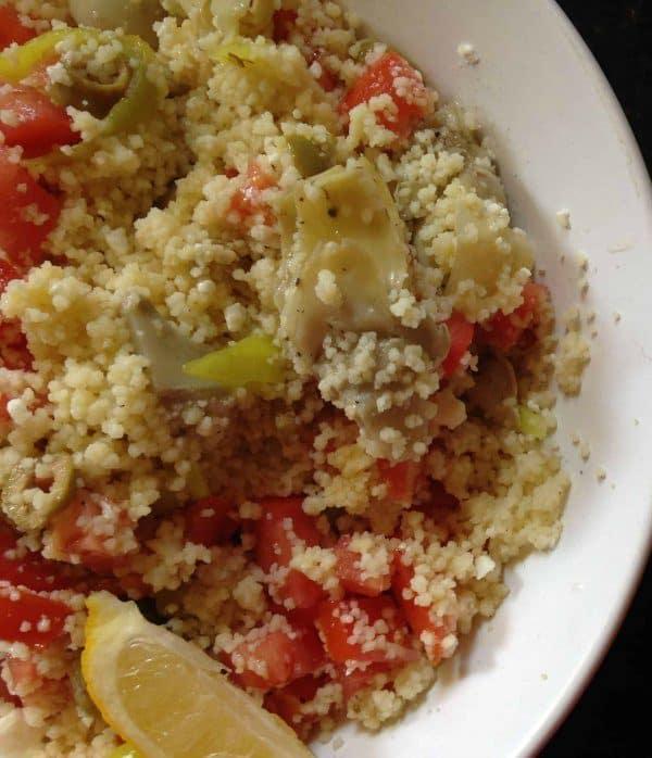 couscous salad recipes - vertical