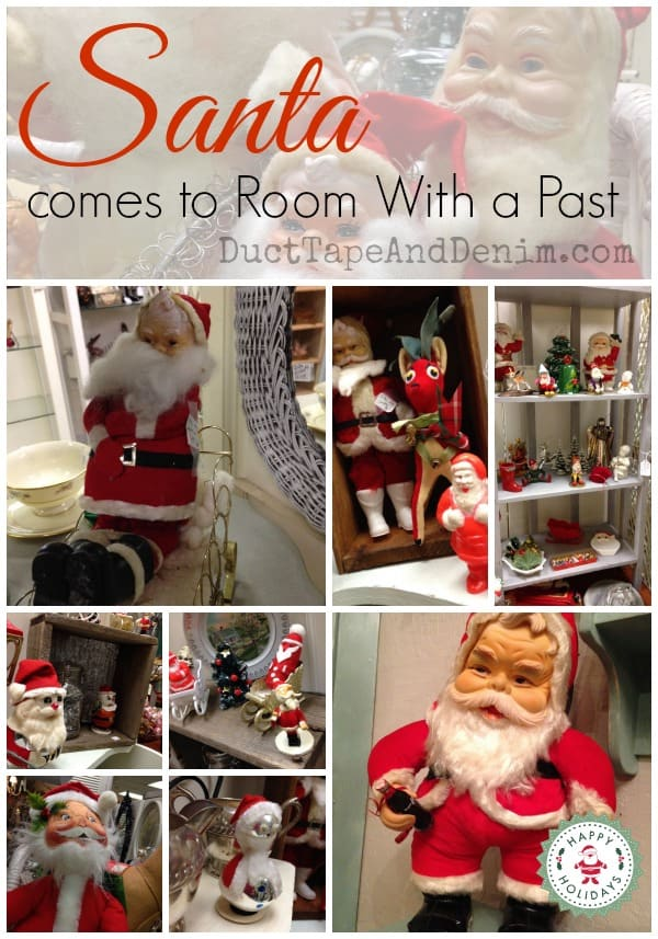 Christmas Starts at Room With a Past