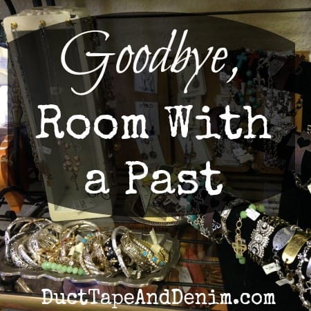 Goodbye Room With a Past | DuctTapeAndDenim.com