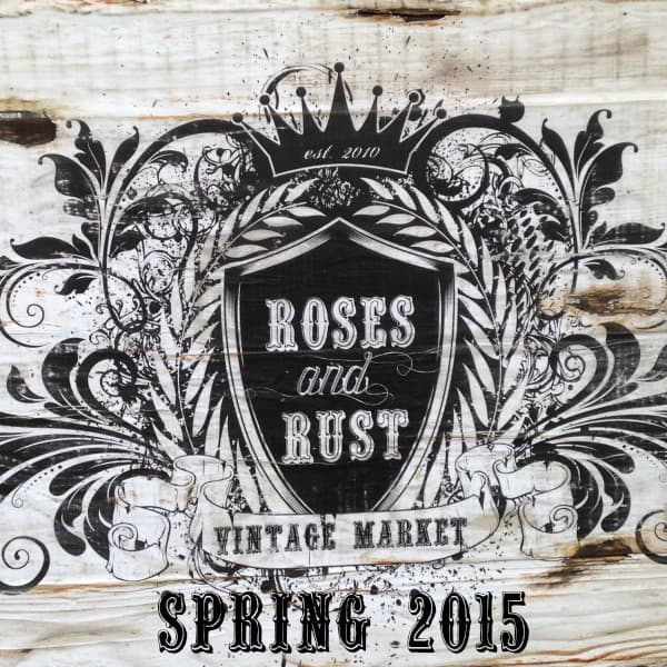 Roses and Rust Vintage Market, Spring 2015 {VIDEO}