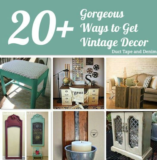 Vintage Makeovers on Hometalk