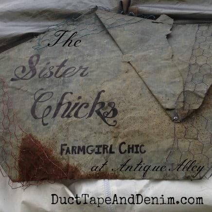 Sister Chicks | DuctTapeAndDenim.com