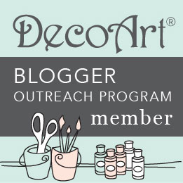 I'm a DecoArt Blogger Outreach Program Member! | DuctTapeAndDenim.com