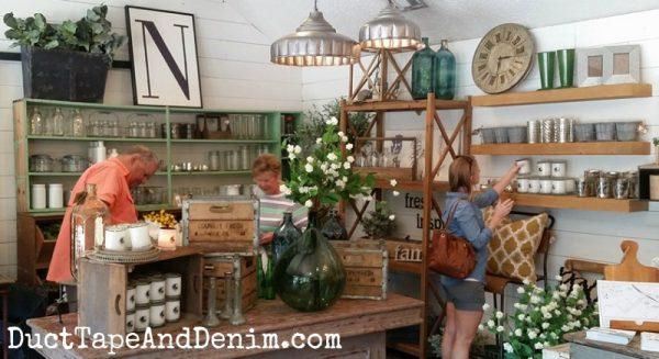 Magnolia Market in Waco Texas | DuctTapeAndDenim.com
