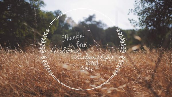 30 Days of Thanksgiving, Thankful for heirlooms, relationships, and time #30DoT | DuctTapeAndDenim.com
