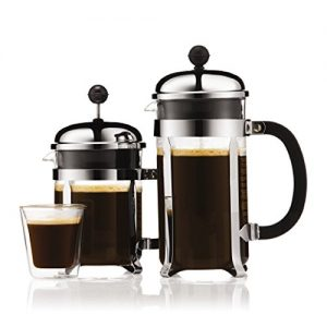 Bodum French press coffee pot