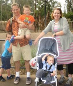 Lindsay's family