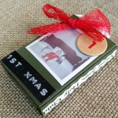 How to Make a DIY Matchbox Advent Calendar