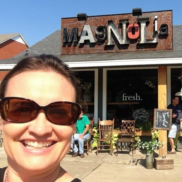 Our first trip to the old Magnolia Market shop on Bosque | DuctTapeAndDenim.com