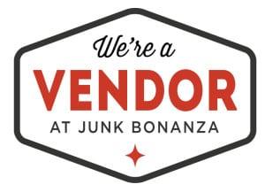 We're a vendor at Junk Bonanza San Diego. DuctTapeAndDenim.com