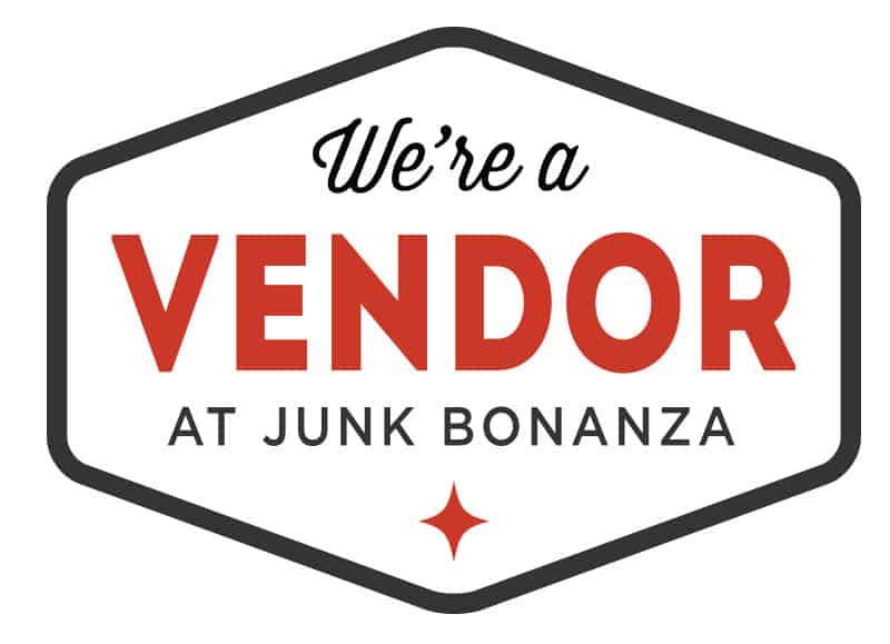We're a vendor at Junk Bonanza San Diego !!! DuctTapeAndDenim.com