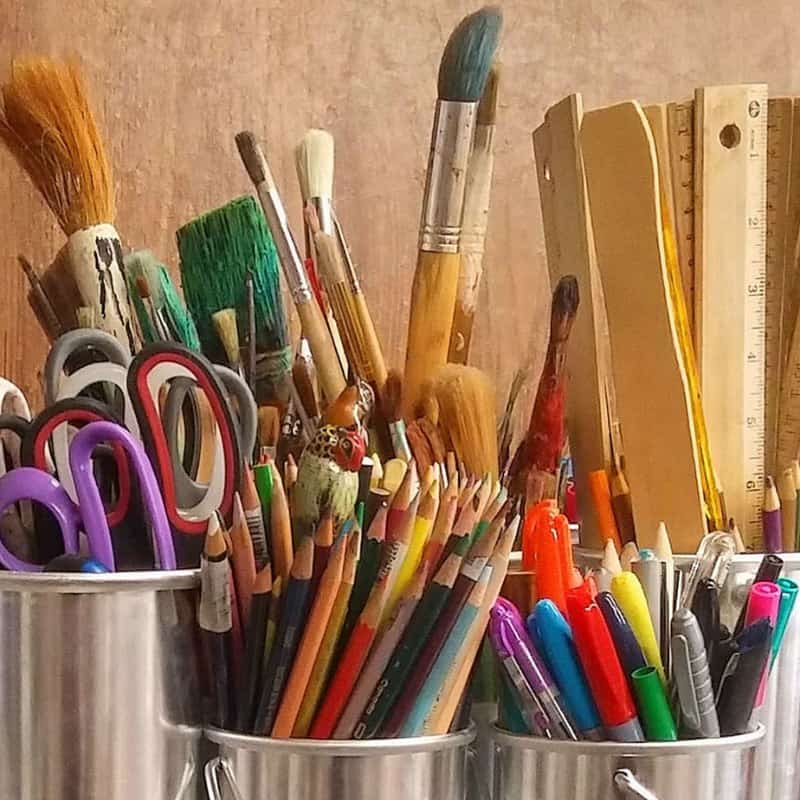 Organizing A Craft Room 12 Things You Need To Throw Away