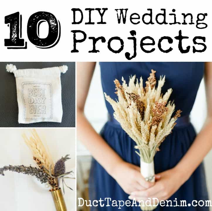 10 Easy-to-Make Wedding Decorations on a Budget