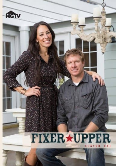Fixer Upper Season 1 available on DVD | DuctTapeAndDenim.com