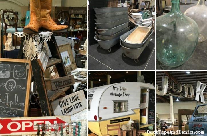 Junk Bonanza, San Diego ~ February 2016 Vintage Flea Market