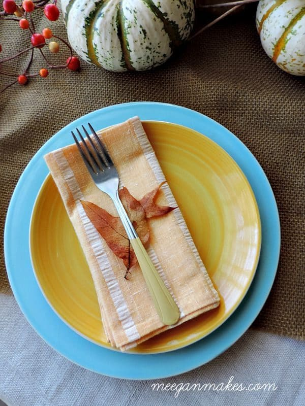 Paint dipped silverware. More thrift store makeovers on DuctTapeAndDenim.com