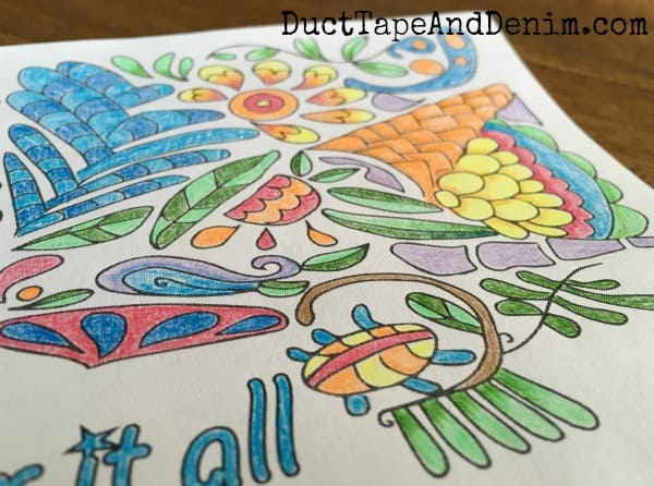 FREE Scripture Verse Coloring Pages, James 1:2-3