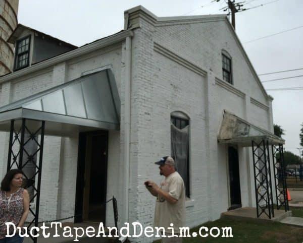 Magnolia Market bakery in Waco, Texas | DuctTapeAndDenim.com