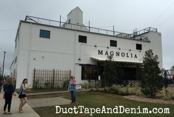 Magnolia Market in Waco, Texas | DuctTapeAndDenim.com