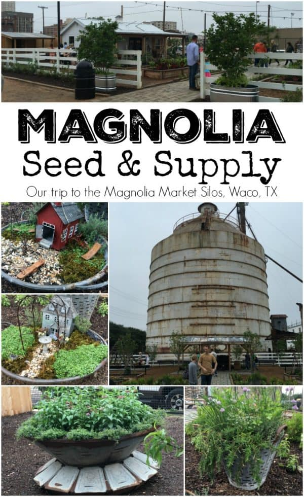 Magnolia Seed and Supply, Magnolia Market, Waco, Texas | DuctTapeAndDenim.com