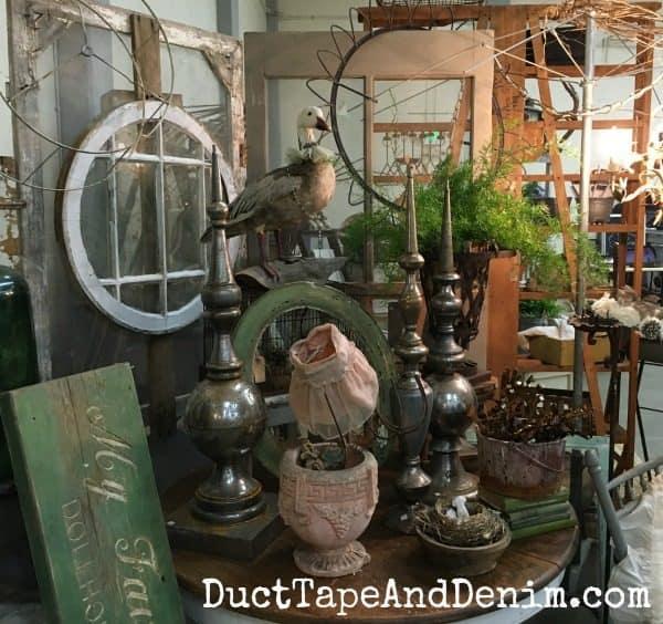 Mes Amis Vintage Show, Roseville California, Spring 2016 | DuctTapeAndDenim.com