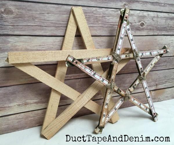 Christmas Star | DIY Christmas Decorations