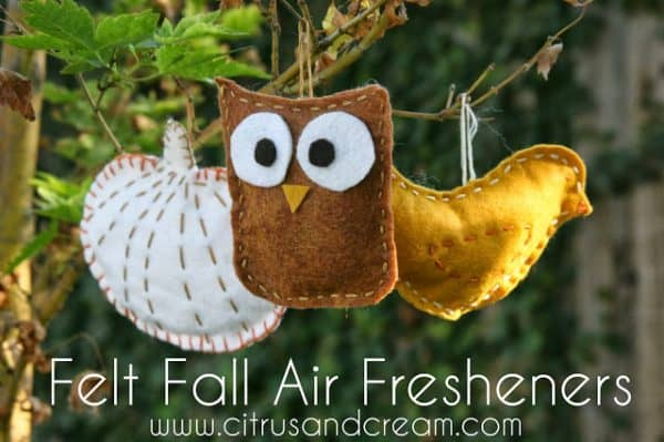 Fall-felt-air-fresheners
