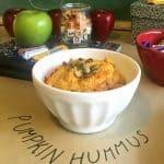 Pumpkin Hummus Recipe SQUARE