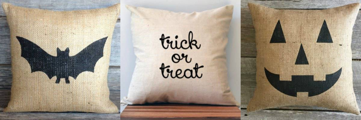 Halloween Pillows and Pillow Covers Starting at UNDER $10.00