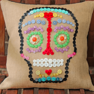 25 Cute but Cheap Halloween Pillows and Pillow Covers
