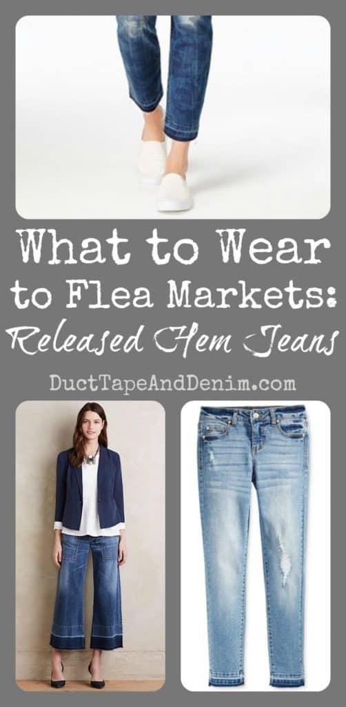 Our Favorite Inexpensive Released Hem Jeans For Casual Days