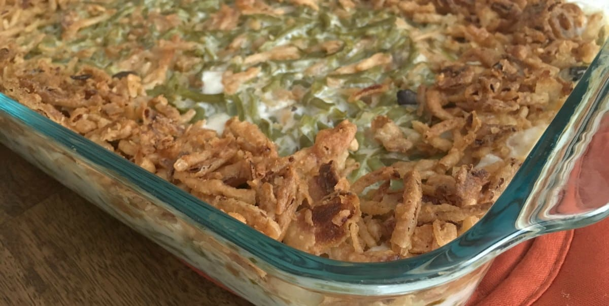 Green Bean Casserole Recipe | A Classic Family Favorite