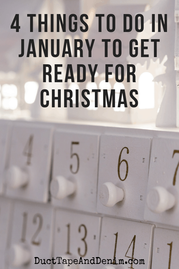 4 thing to do for christmas in january