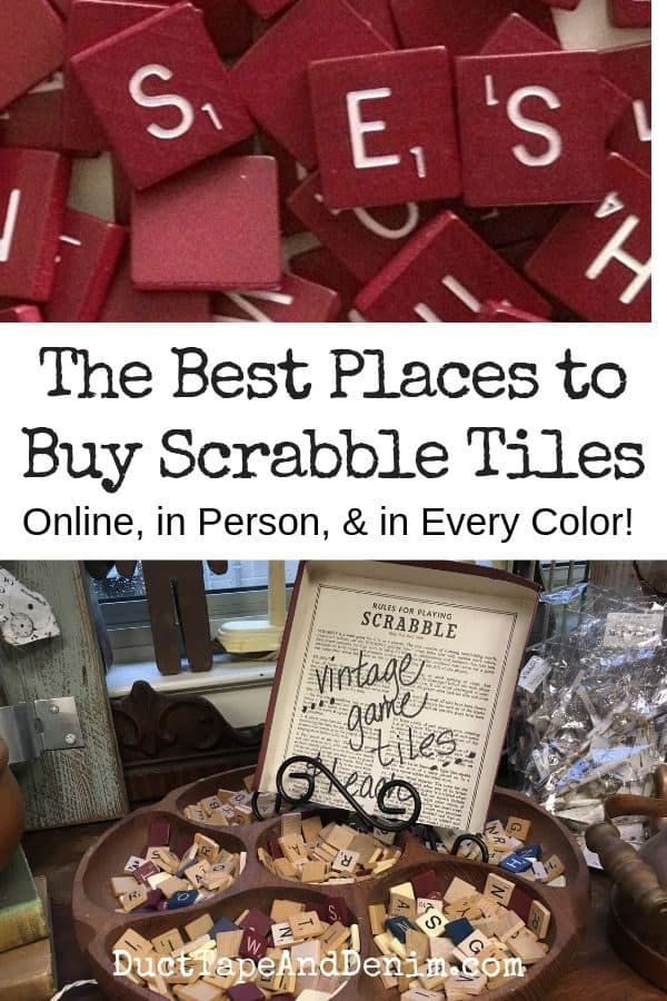 where to buy scrabble tiles for crafts collage