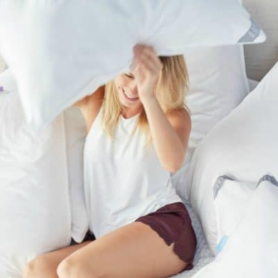 How to Care for Your Pillows AND a HUGE Giveaway!