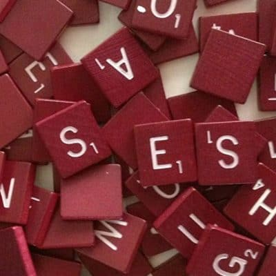 Where to Buy Scrabble Tiles – Online, In Real Life, and in EVERY Color!