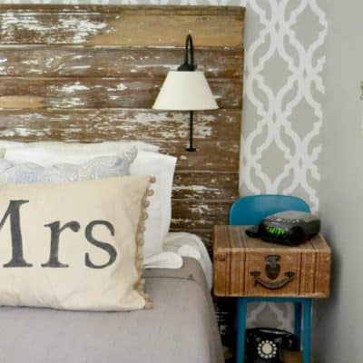 12 DIY Headboard Ideas