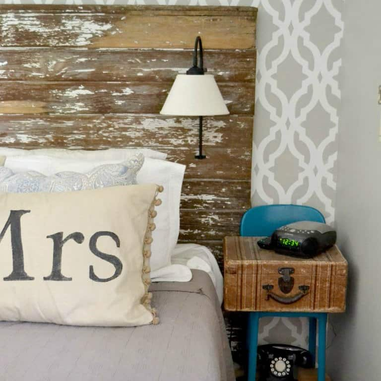 13 Of The Best Diy Headboard Ideas To Make For Your Farmhouse