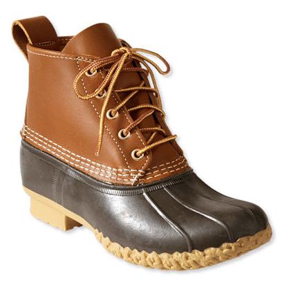 L.L.Bean rain boots, What to Wear to Flea Markets | DuctTapeAndDenim.com