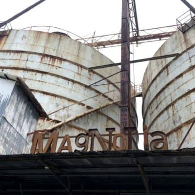 Sister Chicks go to Magnolia Market Silos! {VIDEO}